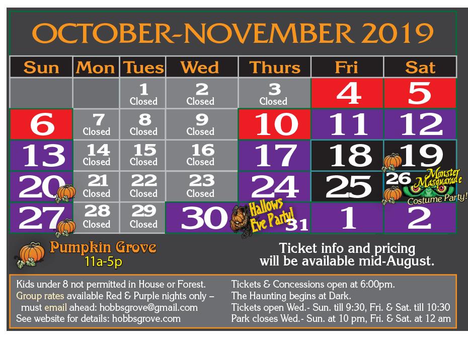 hobbs-grove_september-october-calendar-2019_v1
